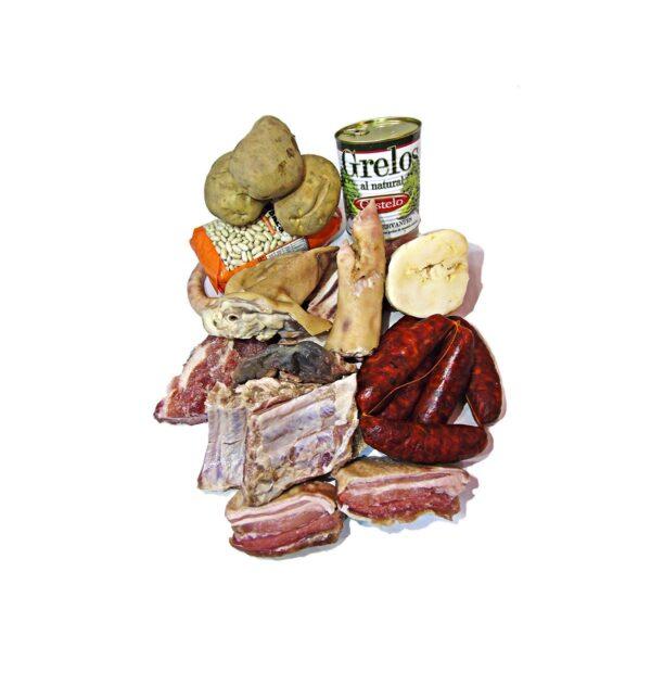 Comprar Pack especial cocido gallego
