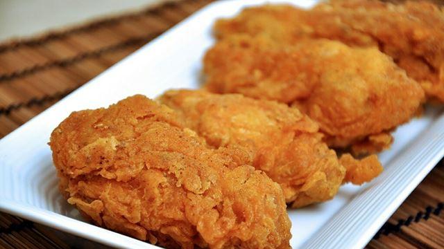 Receta alitas de pollo crujientes en el horno