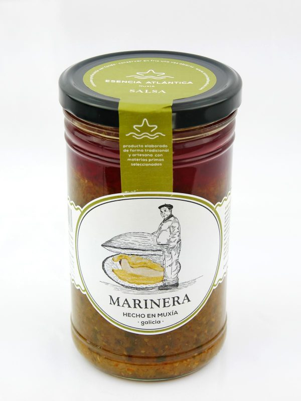 comprar salsa casera marinera hecha en Muxia
