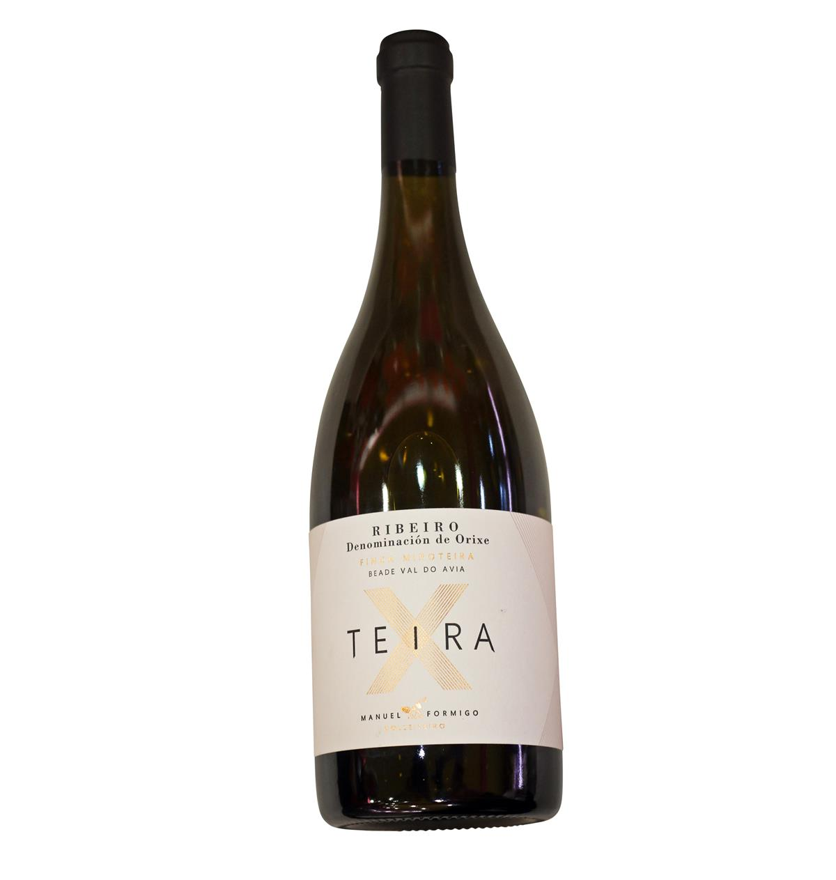 Comprar vino Ribeiro Finca Teira X